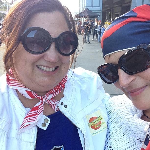Ahoy mates we're your @cuesa #YachtRocks judges @epicuring.