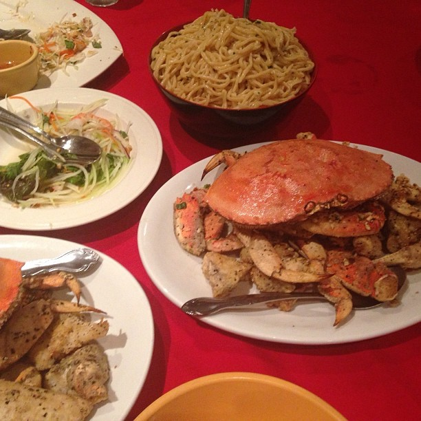 @PPQ Crab insanity -nothing is more crazy addictive.