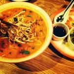 Yum yum #kinkhao dinner tonight.